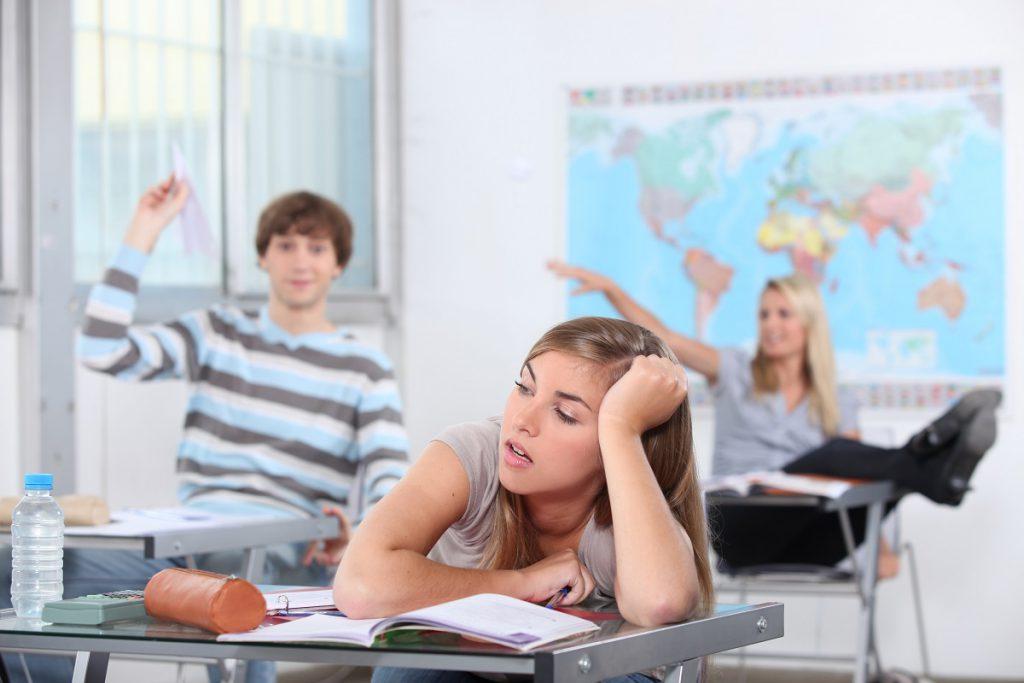 Should a new teacher use older teachers' experience?