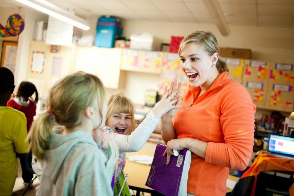 First feelings as a new teacher
